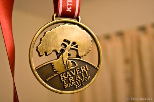 KTM 2013 medal