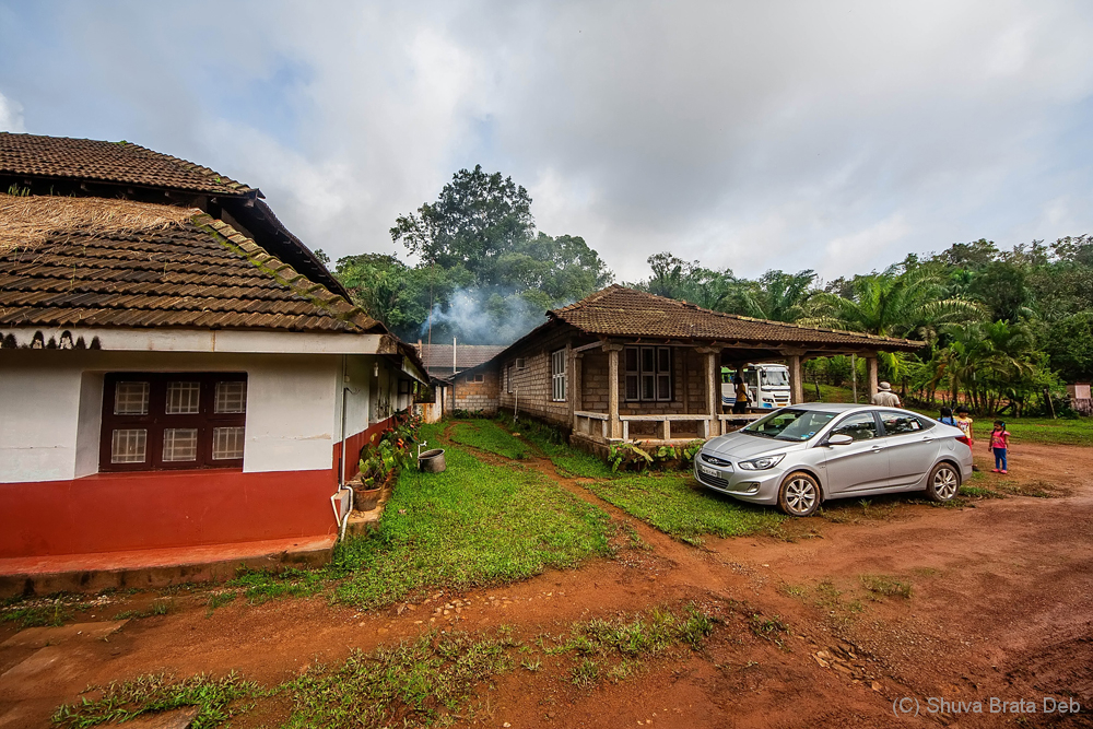Agumbe Trip #4, Reached the homestay