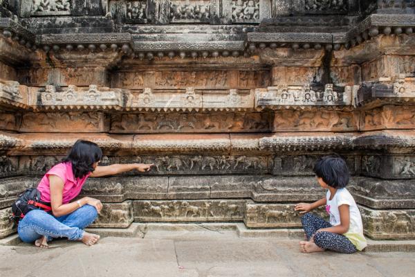 Agumbe Trip #12, Vidyashankara temple