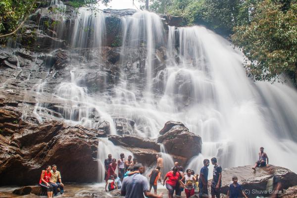 Agumbe trip #14: Sirimane waterfalls @ Sringeri
