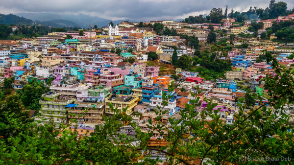 Aminus3 Color Featured photo Coonoor town | 21 September 2015