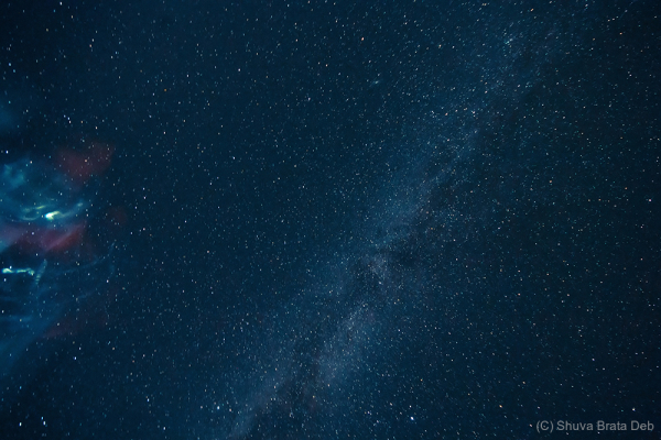 Billion of stars of the Way
