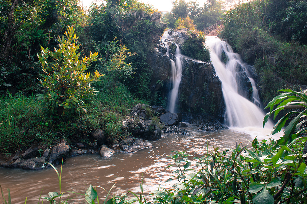 Waterfall at Ri Kanaan
