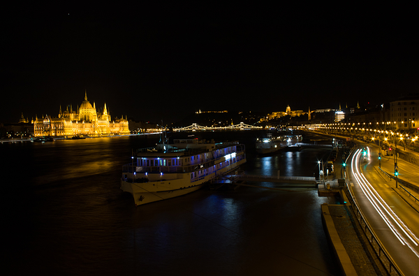 Best view of Budapest at night