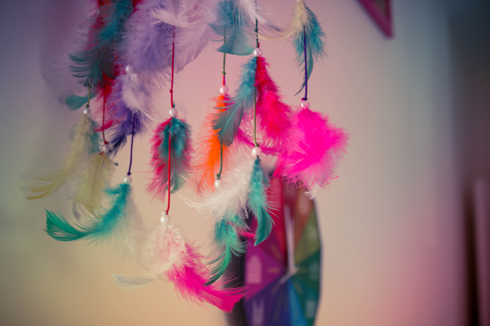 feather color