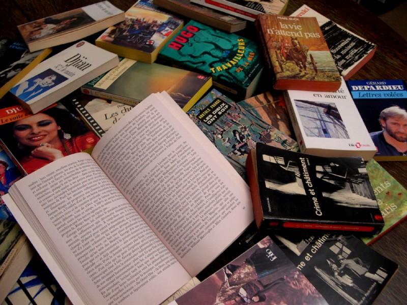 Meli - melo de livres