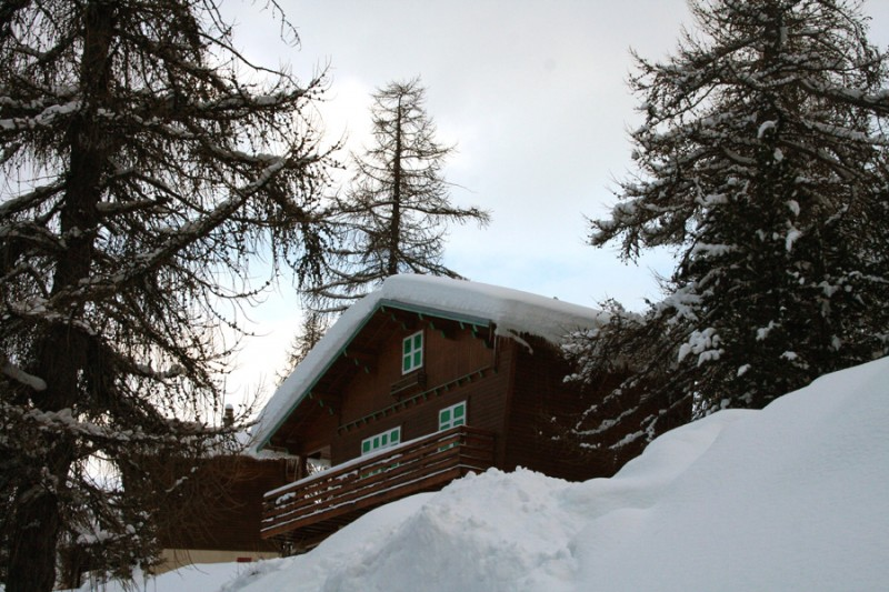 Traditional chalet