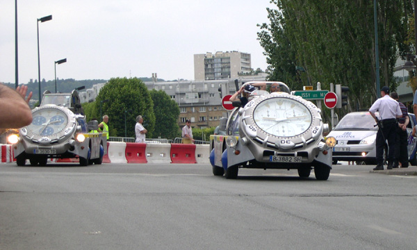 The funny cars of Le Tour de France - 3