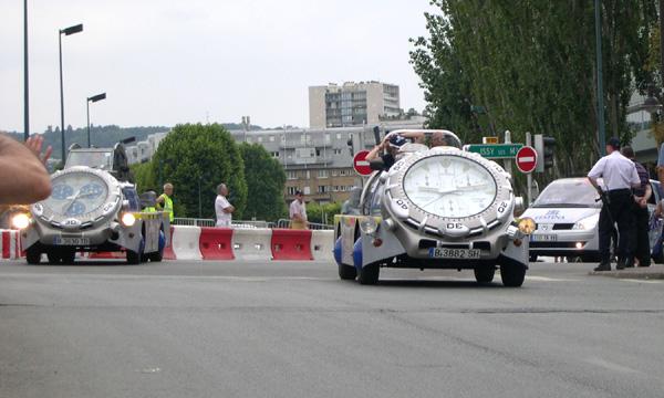 The funny cars of Le Tour de France - 3