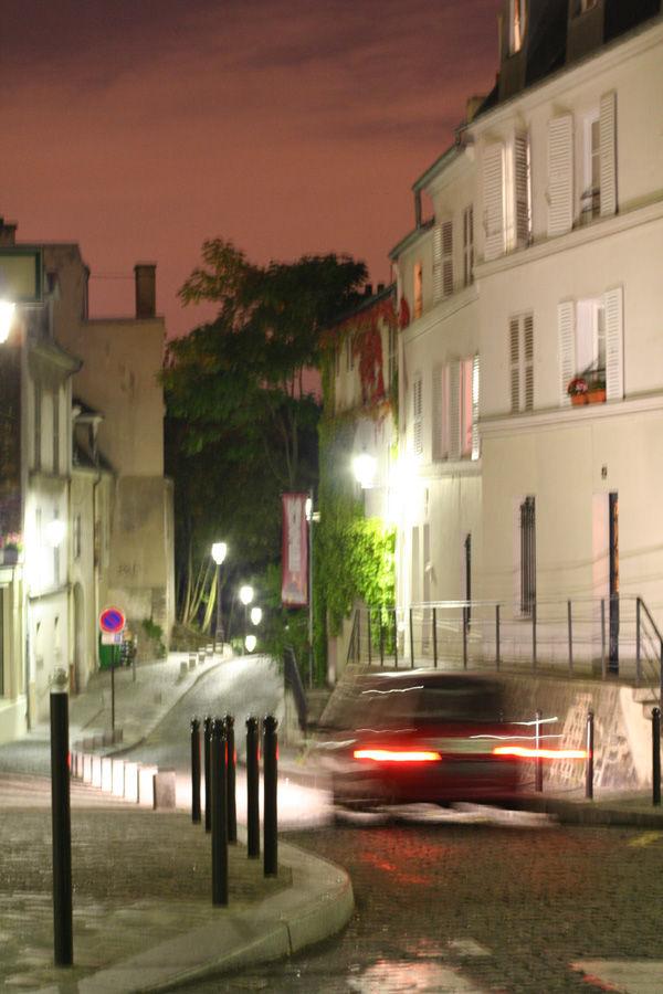 Ruelle à Montmartre 2