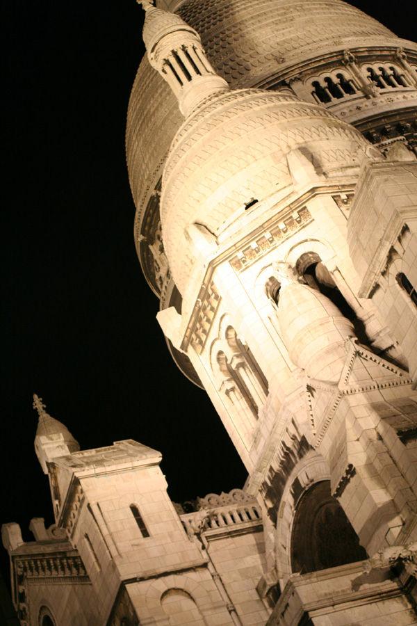 Paris, Sacré coeur détail