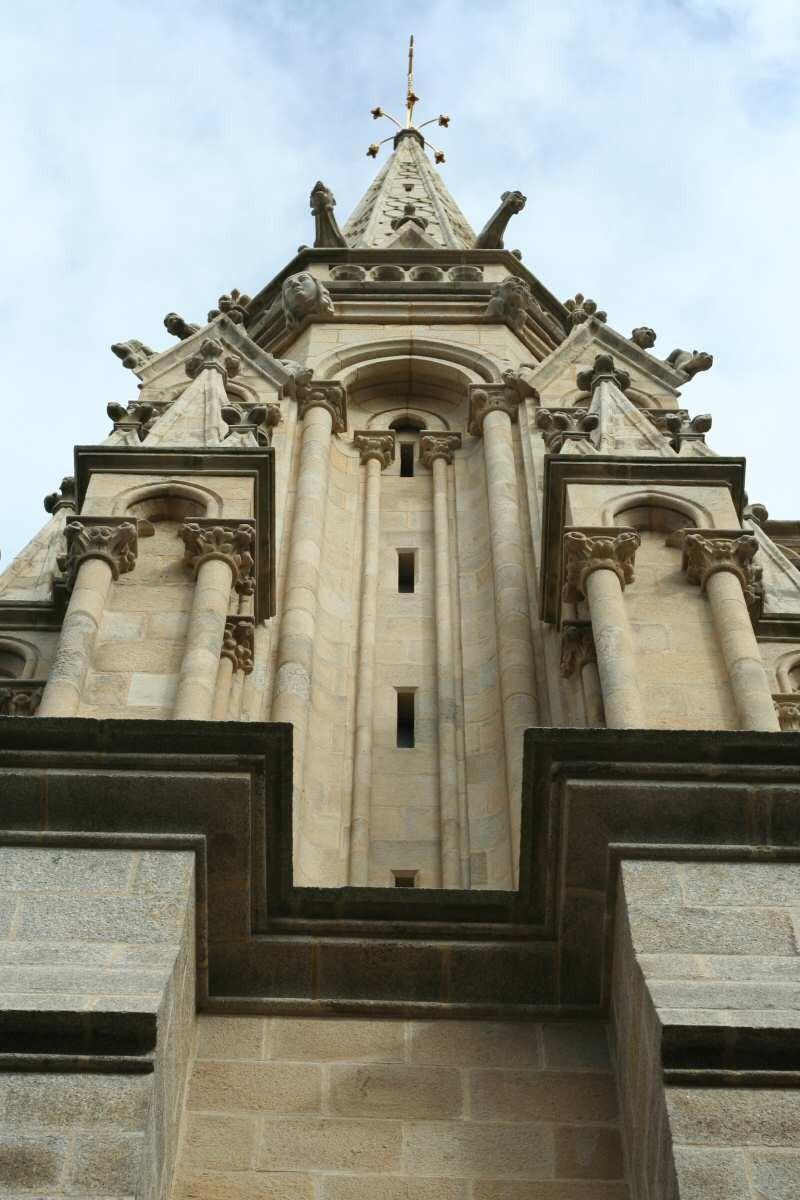 Church of Josselin