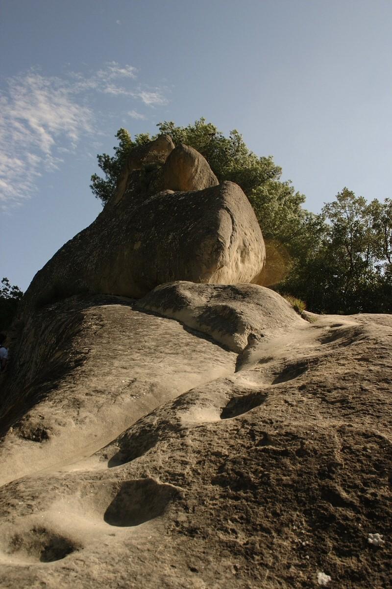Strange rocks