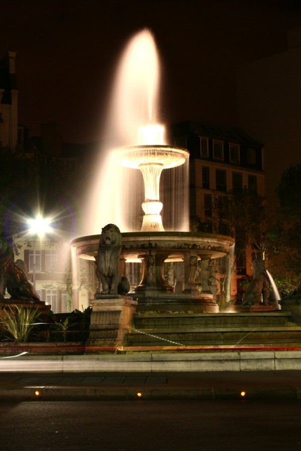 Fountain of Daumesnil.