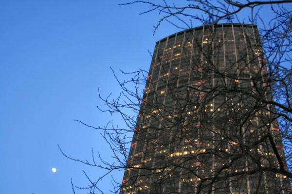 Montparnasse tower.