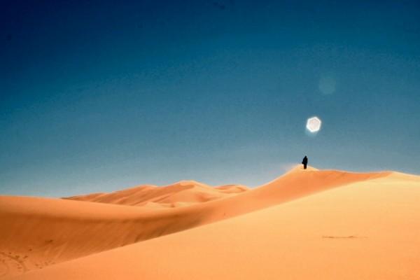 Sahara abstract.
