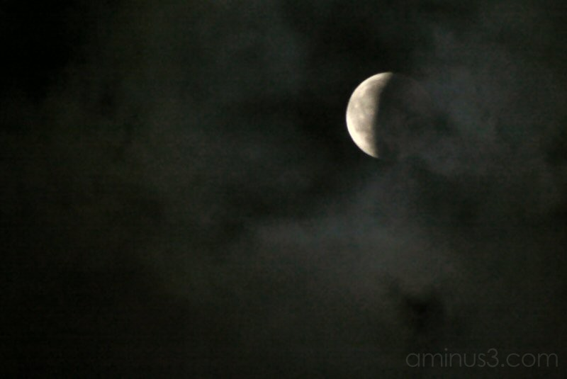 Moon eclipse II