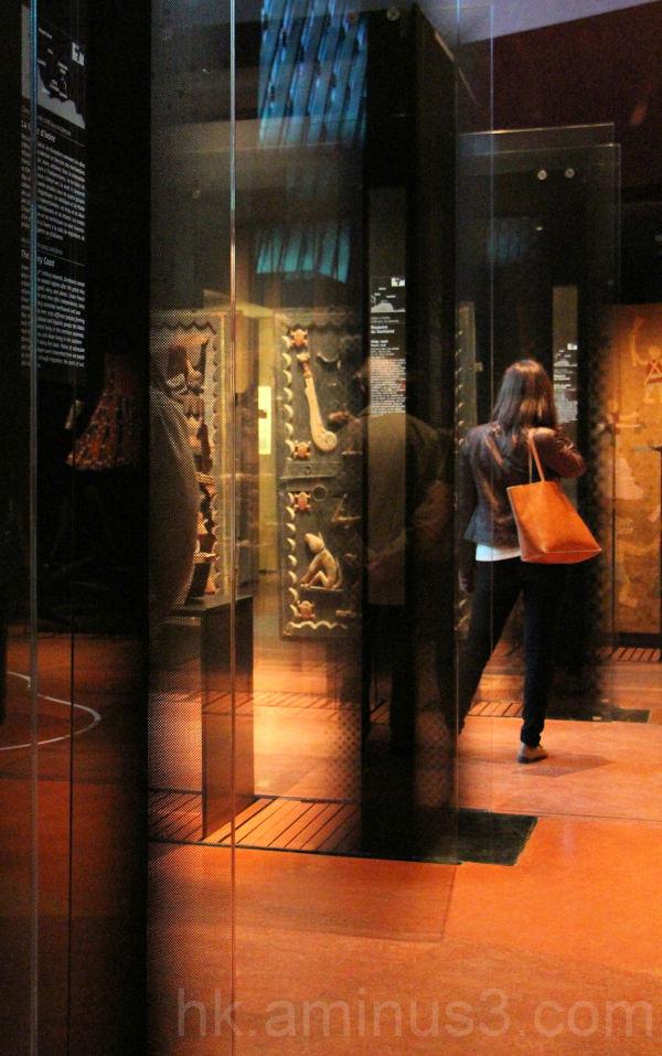 Museum reflexion