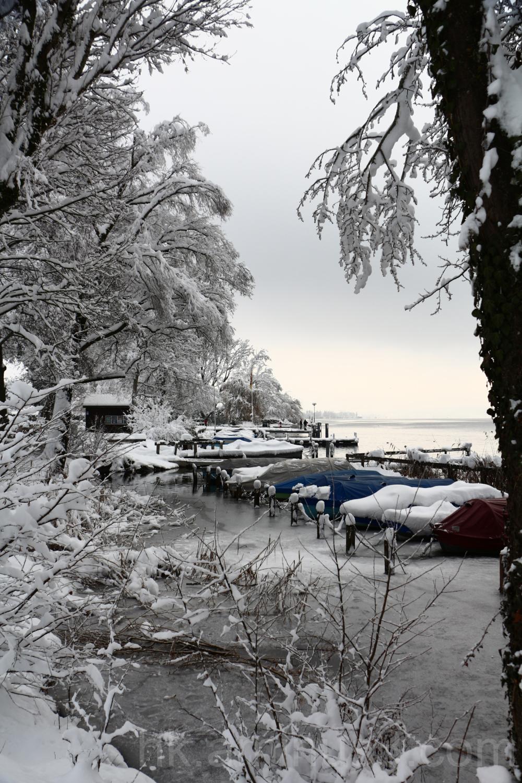 Barques du Greifensee