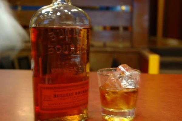 bourbon and johnny cash