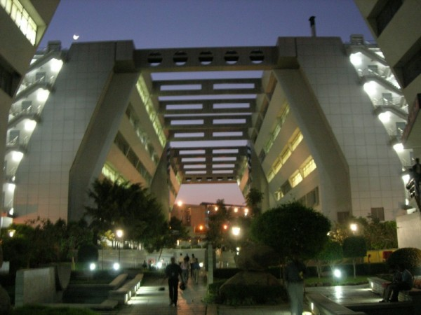 Cyber Gateway, Hyderabad