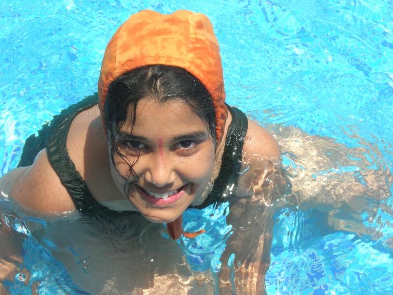 My sister's daughter