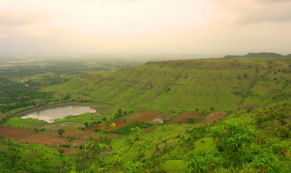 Green Hills near Pune