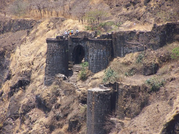 Fort-Sinhagad(Lion-Fort)
