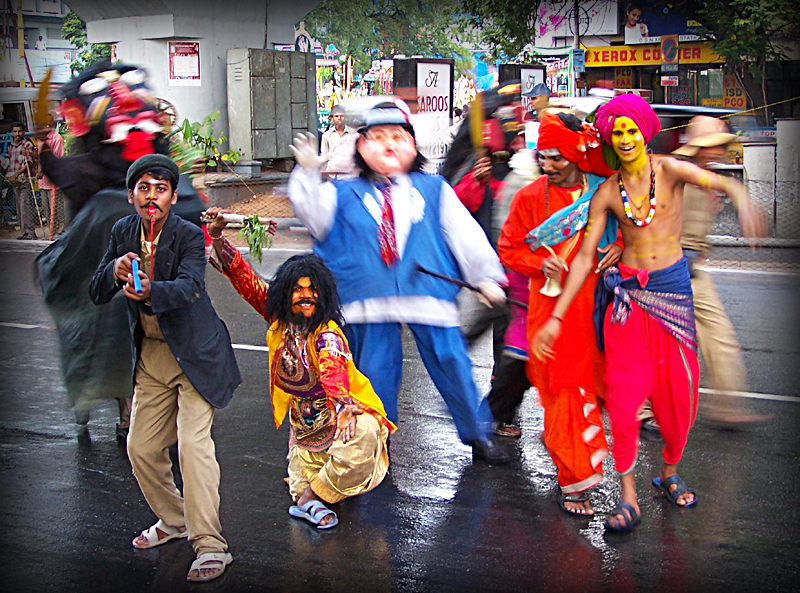 Secunderabad Carnival Participants