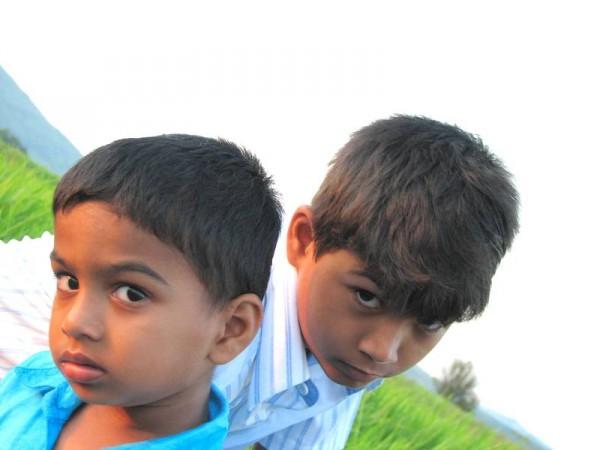 Angry Kids !