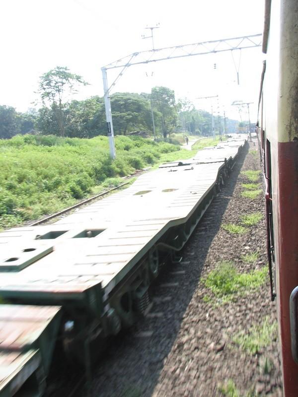 A Rail boggy!