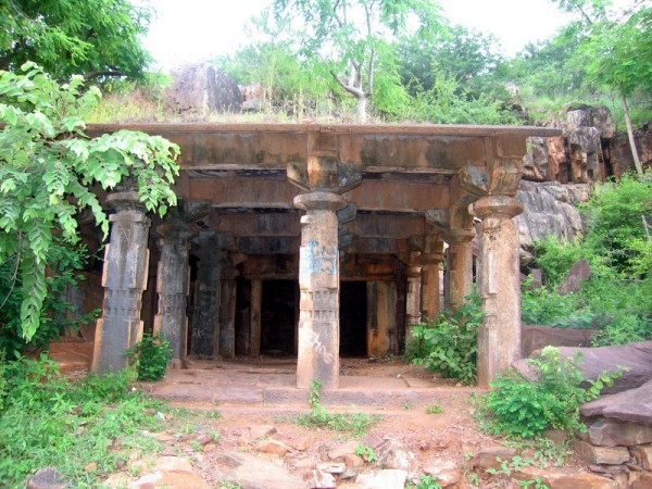 Remains of a Temple
