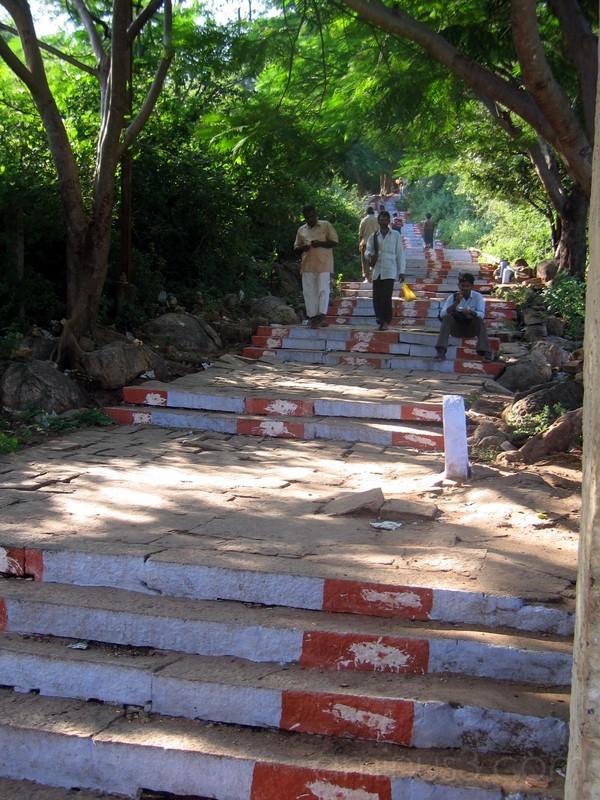 Steps less travelled