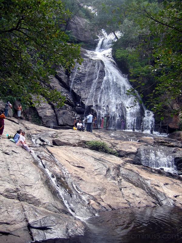 Aliyar Falls