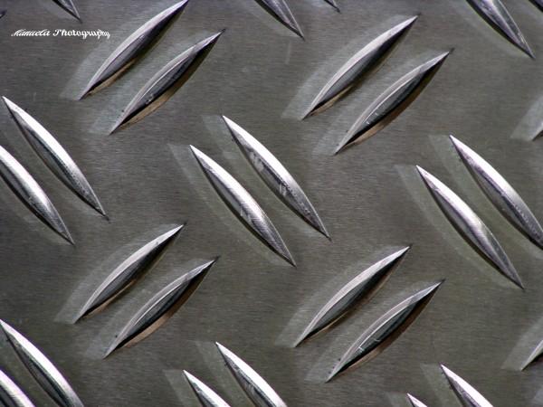 metal, pattern, twin, steel