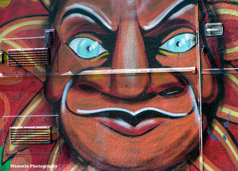 graffiti painting street art koeln germany