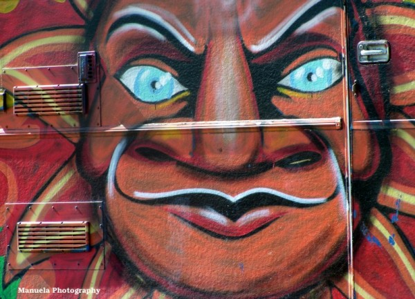 graffiti painting street art koeln germany