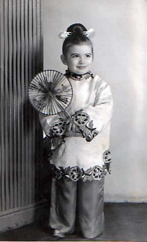 carneval girl chinese costume disguise fun china
