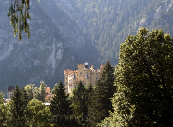 king castle germany bavaria ludwig hohenschwangau