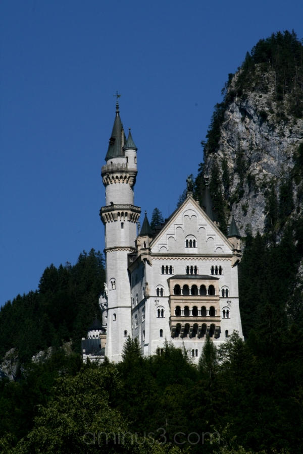 castle neuschwanstein germany bavaria king ludwig