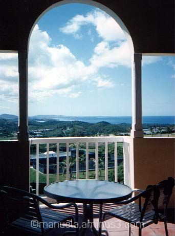 window, view, landscape, puertorico, holiday
