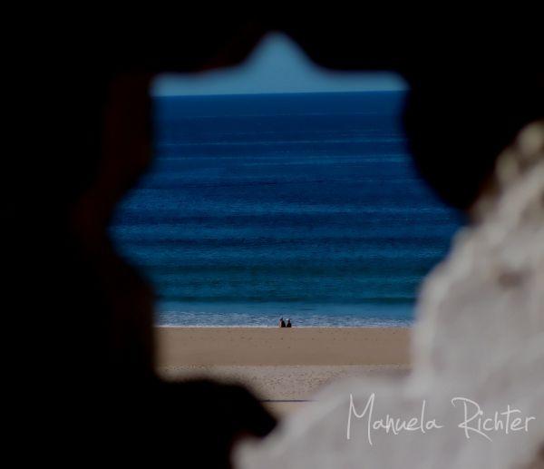 sea sun sand beach holiday vacation Portugal star