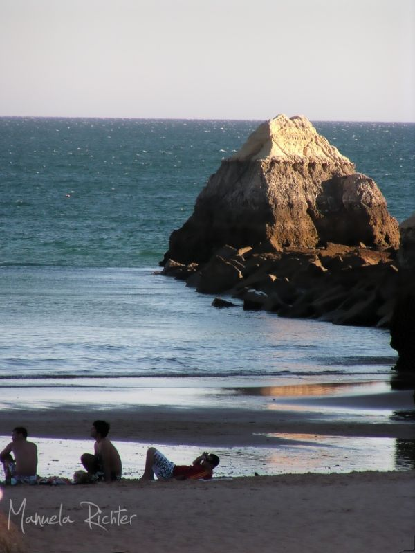 sea sand sun summer vacation Portugal beach