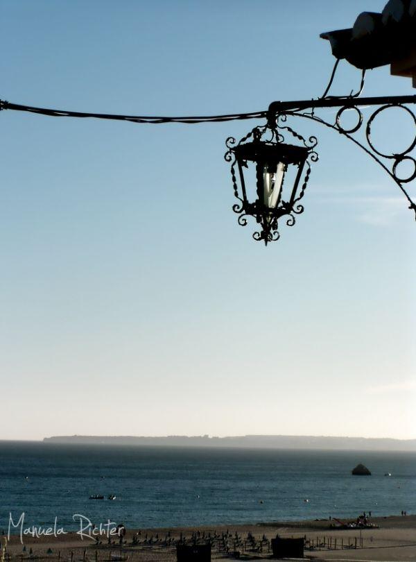 miradouro summer lamp fort portugal vacation Praia
