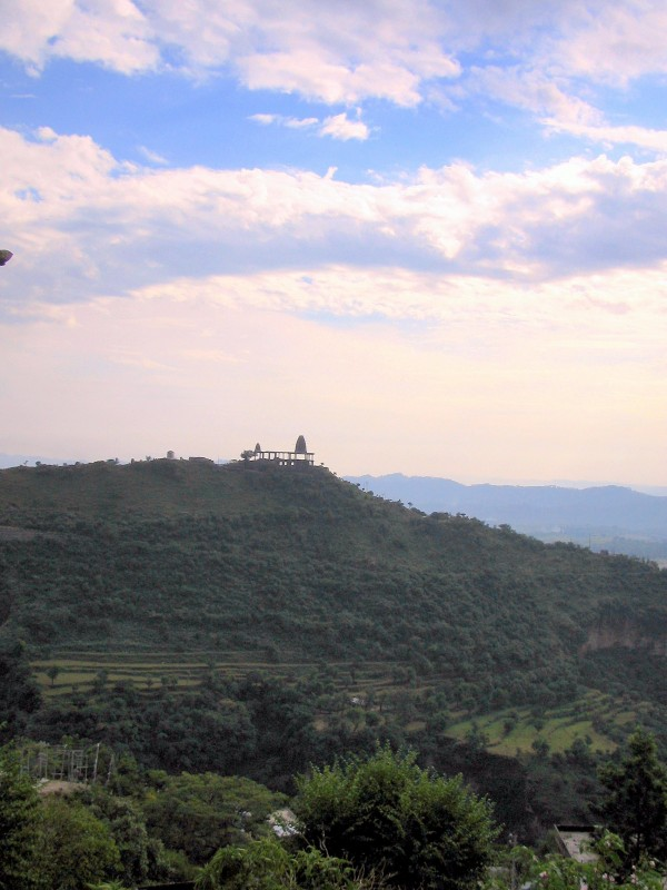 Hill Top Temple