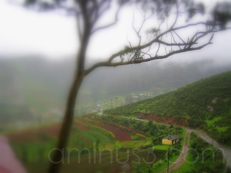 Blurred by the Clouds