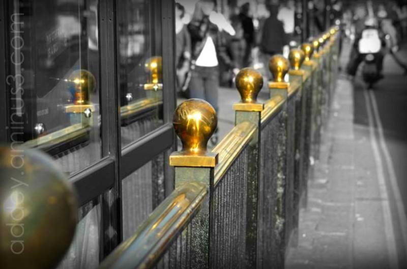 Golden Rail