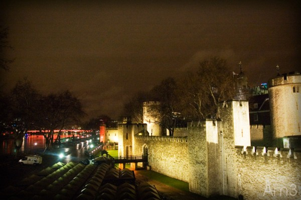 London at Night...