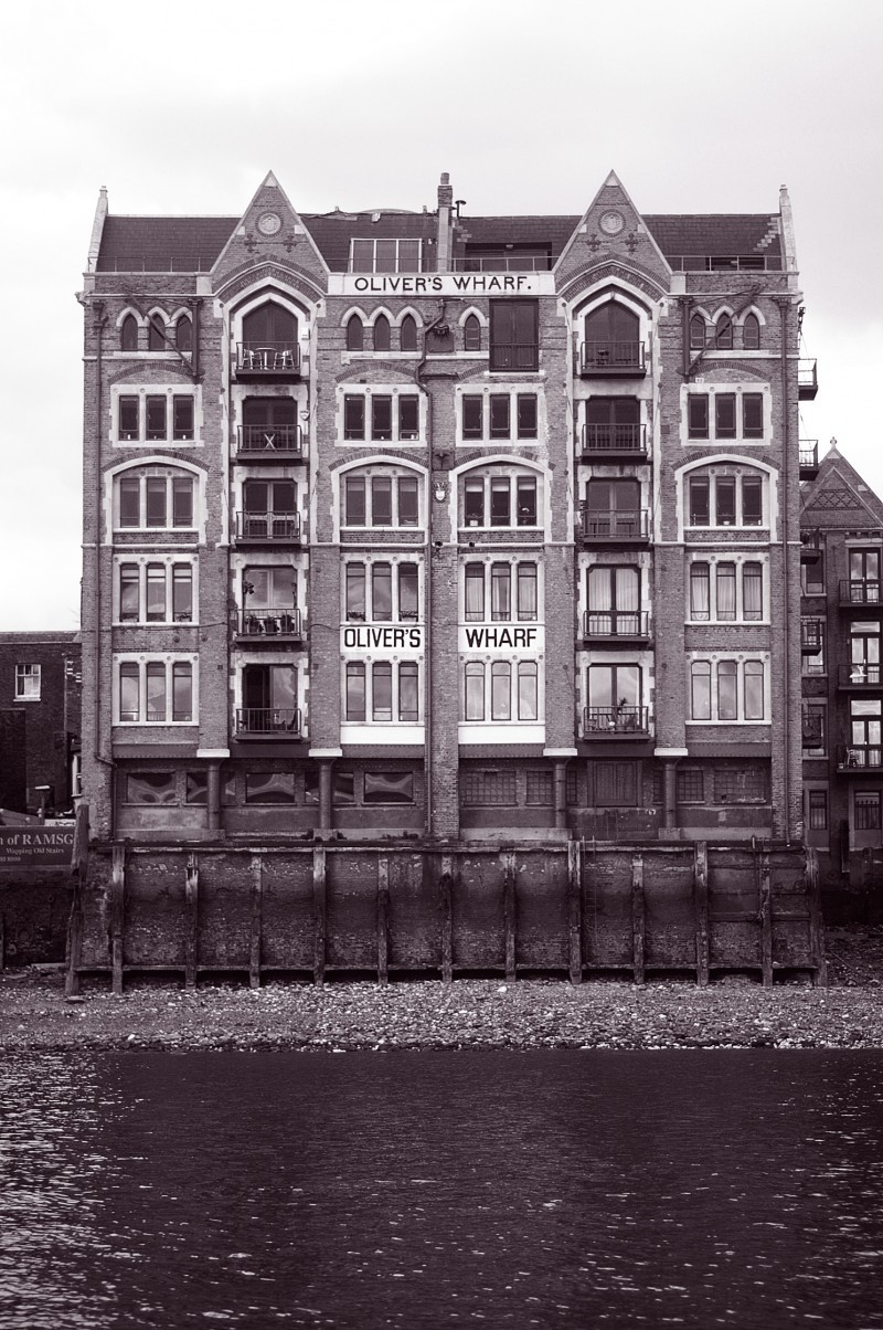 A Trip up the Thames...2