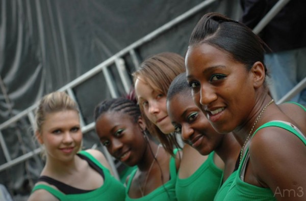 Images from the Nigerian Carnival in London...